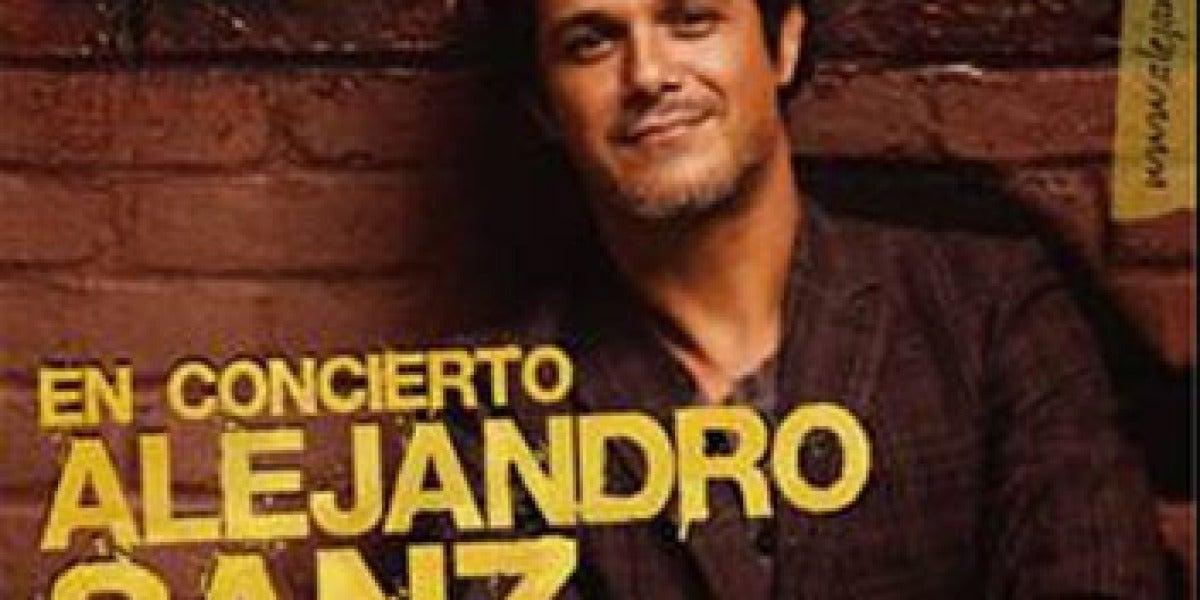 """Alejandro Sanz de gira con """"El Tren De Los Momentos"""""""