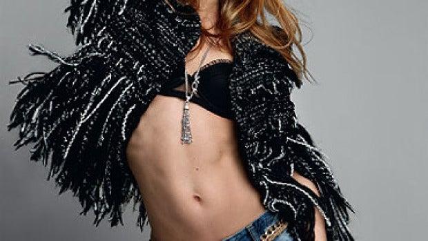 Vanessa Paradis en Vogue