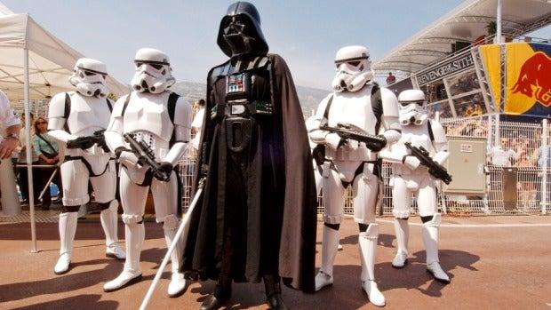 Orgullo Star Wars en todo el mundo