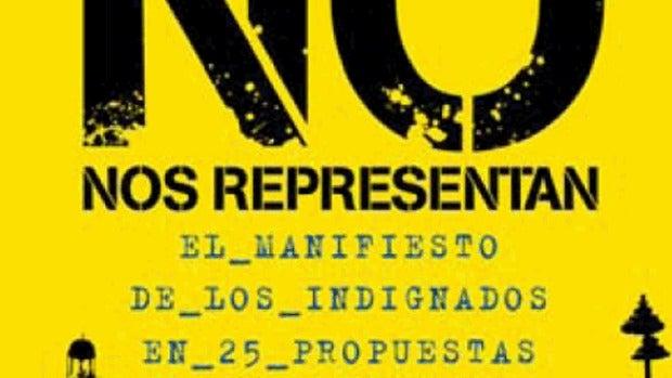 Publicación del nuevo libro de Pilar Vázquez 'No nos representan'.