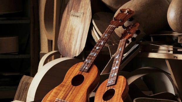 La guitarra española inspira la gran mayoría de espectáculos.