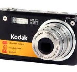 Cámara de Kodak