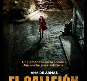 Último cartel oficial de 'El callejón'
