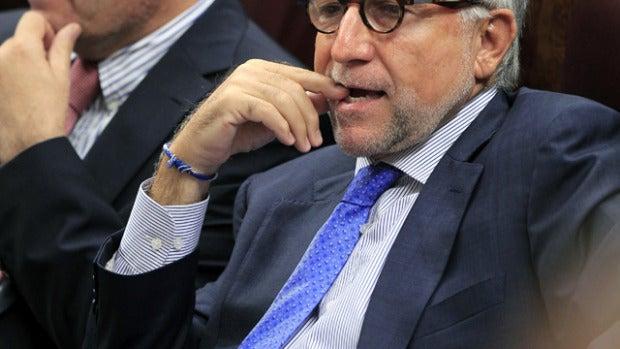 El portavoz adjunto de CiU, Josep Sánchez Llibre