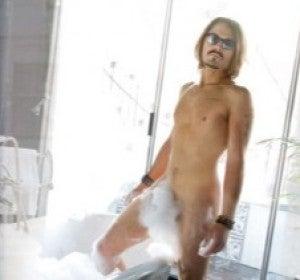Johnny Depp ante la cámara de Alison Jackson