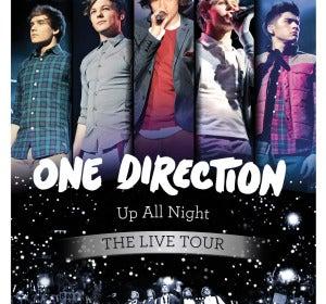 El DVD de '1D' de su gira Up All Night