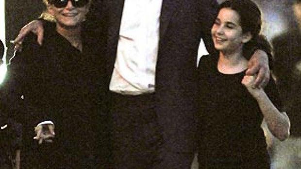 Mary-Kate Olsen y Olivier Sarkozy en la revista People