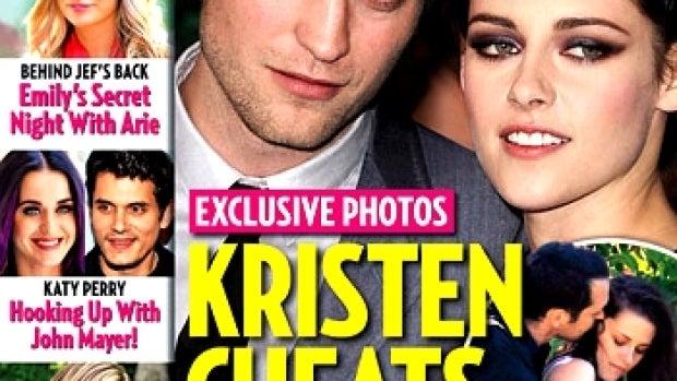 'Us Weekly' publica las fotos de Kristen y Rupert en actitud cariñosa