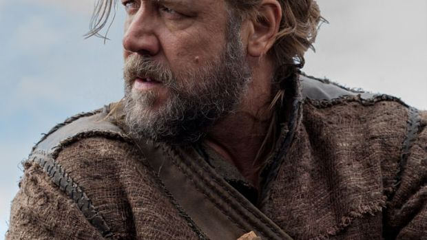 Russell Crowe interpreta a Noé