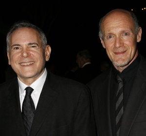 Craig Zadan y Neil Meron productores de cine y televisión