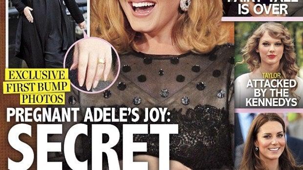 Portada Adele