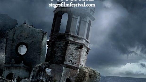Cartel Oficial del Festival de Sitges 2012
