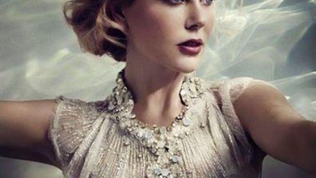 Primera imagen de Nicole Kidman como 'Grace of Monaco'