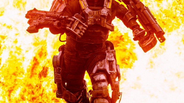 Tom Cruise en All You need is Kill