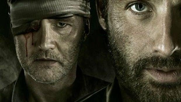 Cartel de la 3ª temporada de 'The Walking Dead'