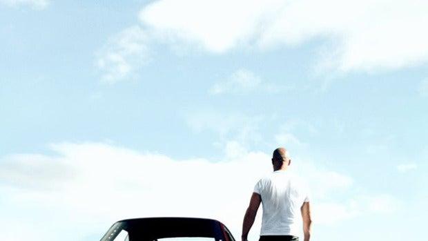 Primer cartel de 'Fast&Furious6'