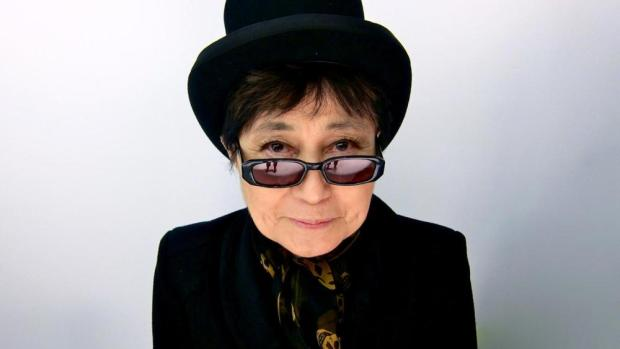 Yoko Ono, en la actualidad