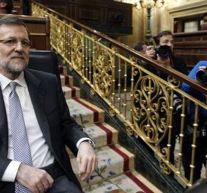Rajoy en el debate del estado de la nación