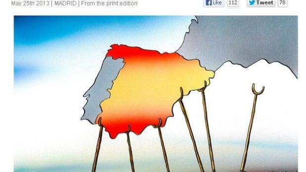 The Economist cree que España seguirá en crisis pese a las reformas