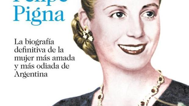 Portada del libro 'Evita, realidad y mito'