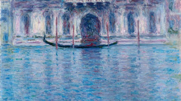 'Le Palais Contarini' de Monet