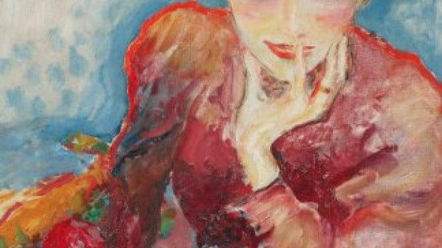 'La penseuse' de Kees Van Dongen