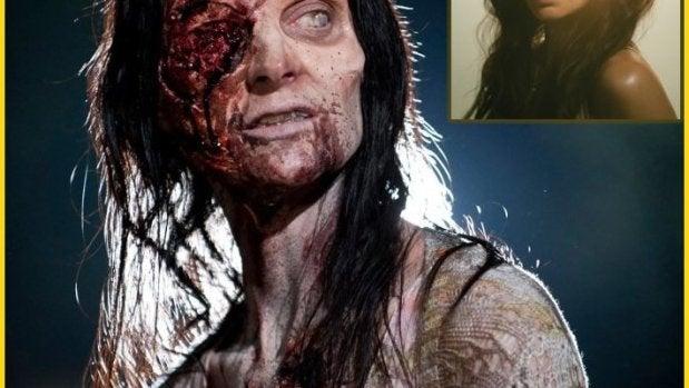 Zombie cuarta temporada 'The Walking Dead'