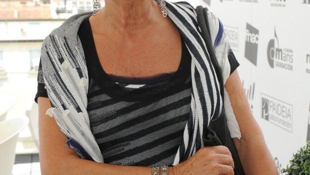 Rosalía Mera, hospitalizada por un derrame cerebral