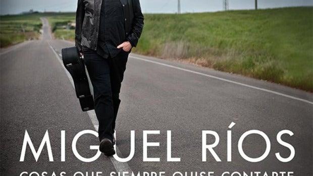 Miguel Ríos publica sus memorias