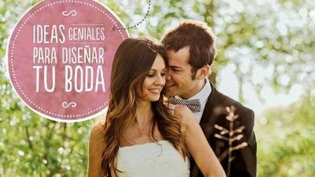 Portada de ¡Sí, quiero! Ideas geniales para diseñar tu boda