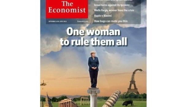 Merkel 'domina' en Europa