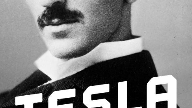 Libro sobre Nikola Tesla