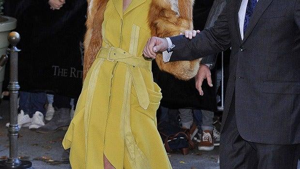 Lady Gaga con la máscara de Charlie Le Mindu