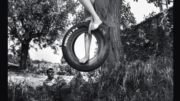 Pirelli rescata fotos de Helmut Newton