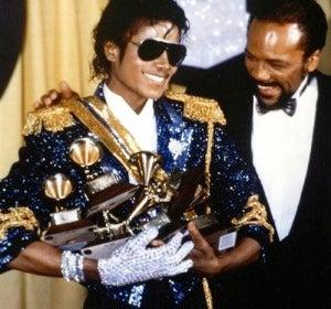 Jackson recoge los Grammy