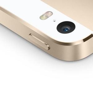 Cámara del iPhone 5S