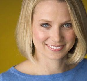 Marissa Meyer, CEO de Yahoo