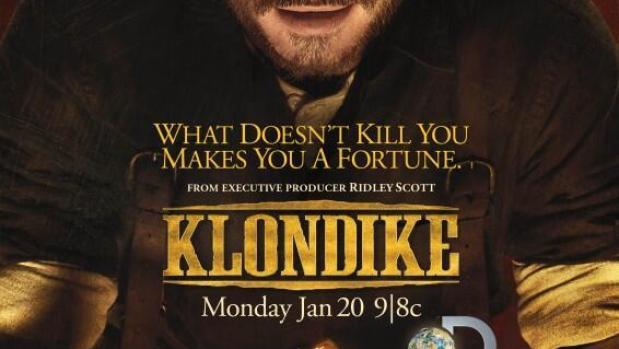 Cartel de 'Klondike'