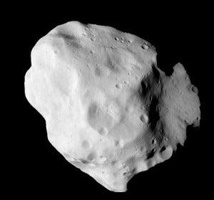 El cometa CG