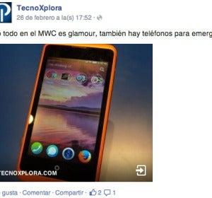 Facebook TecnoXplora