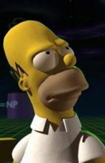 El propio Homer tiene su teoría sobre el asunto de P=NP
