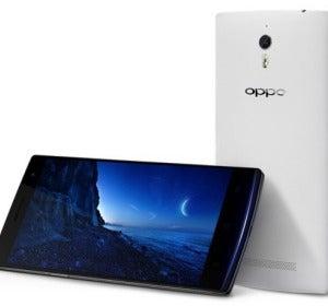 Oppo Find 7, un smartphone monumental