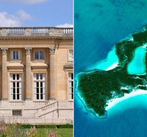 ¿París o Las Bahamas?