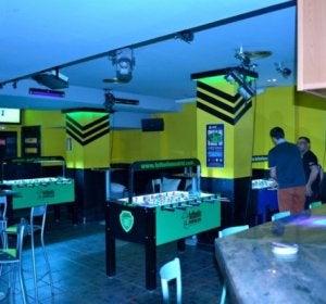 Parkim Bar, en Madrid