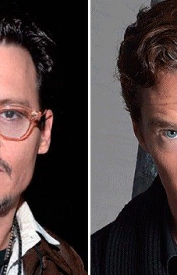Johnny Deep y Benedict Cumberbatch hermanados en 'Black Mass'