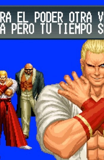 King of Fighters fallo
