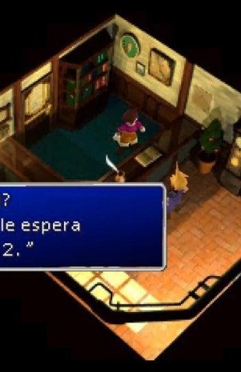 Final Fantasy VII fallo