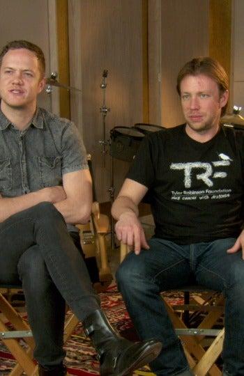 Imagine Dragons no pudieron rechazar una colaboración con Michael Bay