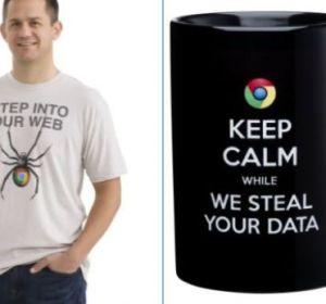 Microsoft creó una taza anti-Google