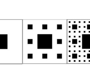 Alfombra fractal